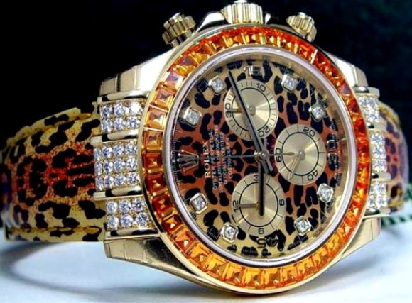 Rolex Daytona Leopard Copy Watches