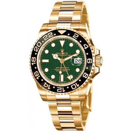 The durable copy Rolex GMT-Master II 116718LN watches can guarantee water resistance to 330 feet.