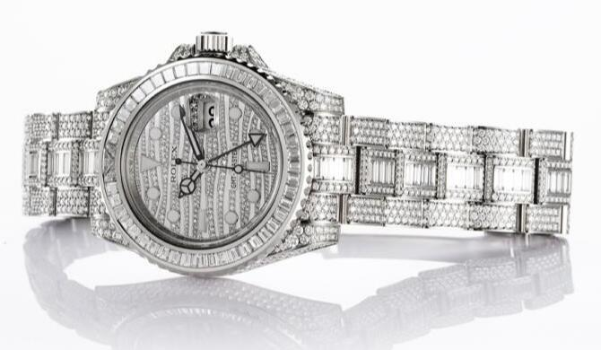 Online imitation watch presents the luxury for Rolex.