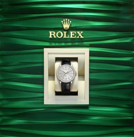 The precious replica watches are decorated with diamonds.